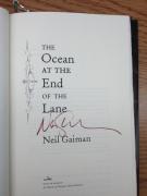 Autographed Ocean