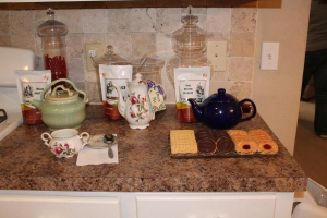 Alice, Mad Hatter and White Rabbit Tea from Adagio Teas