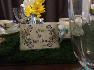 Table Decorations by Creative Elements DS