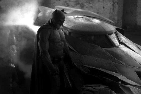 First Look of Ben Affleck as Batman