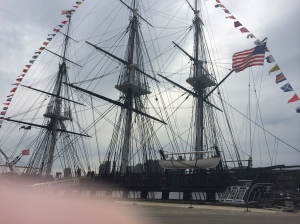 U.S.S. Constitution Boston, MA