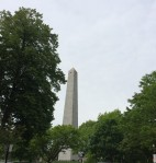 Bunker Hill Monument Boston MA