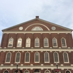 Faneuil Hall, Boston MA