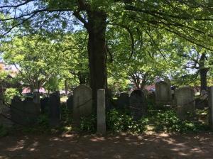 Cemetery Salem MA