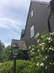 House of the Seven Gables, Nathaniel Hawthorn, Salem MA