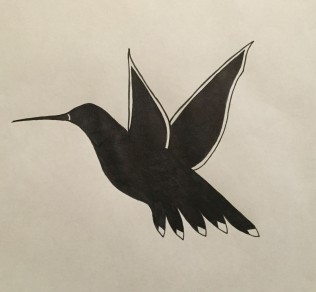 hummingbirdactionink