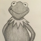 Kermit by Jessica Thompson